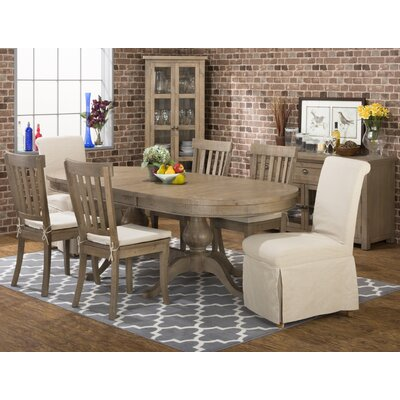 Jofran Slater Mill Extendable Dining Table Amp Reviews Wayfair