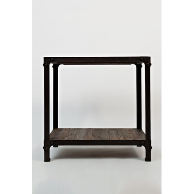 Franklin Forge Chairside Table by Jofran