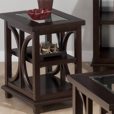 Panama Chairside Table by Jofran