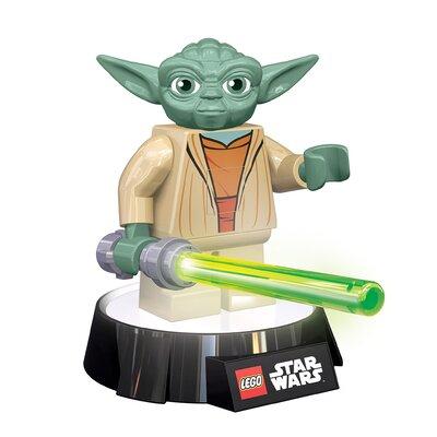 Lego Star Wars Yoda Torch and Night Light by Santoki