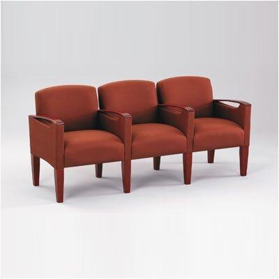 Lesro Brewster Three Seats with Center Arm