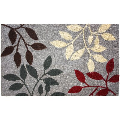 Natural Ferns Doormat by J&M Home Fashions