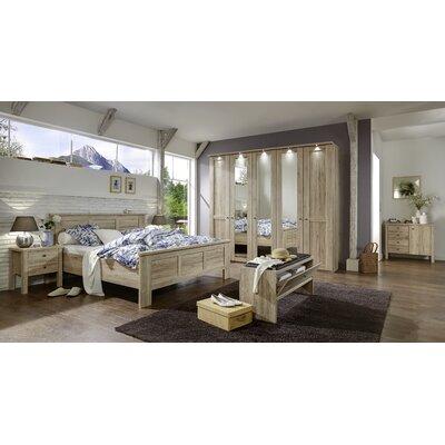 Wiemann Anpassbares Schlafzimmer-Set Bergamo, 180 x 200 cm