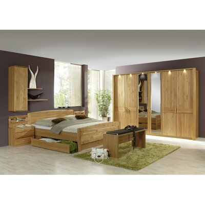Wiemann Anpassbares Schlafzimmer-Set Lausanne, 180 x 200 cm