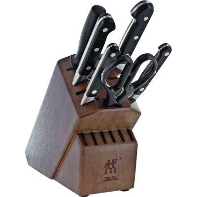 Pro 7 Piece Knife Block Set by Zwilling JA Henckels
