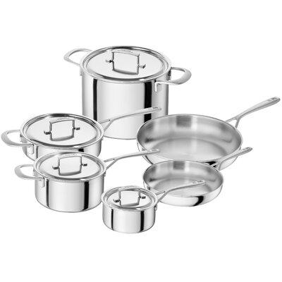 Sensation 10-Piece Cookware Set by Zwilling JA Henckels