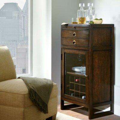Logan Wine Cabinet by LaurelHouse Designs