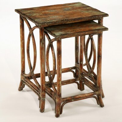 Inspirations 2 Piece Nesting Tables by LaurelHouse Designs
