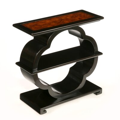 Mandarin Chairside Table by LaurelHouse Designs