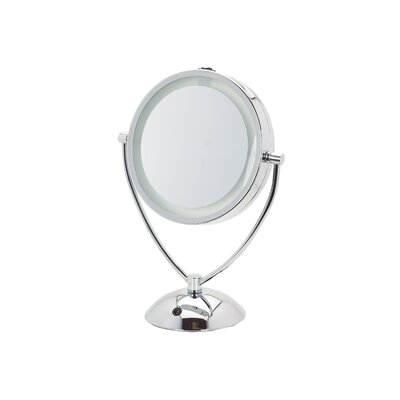 Dual Level LED Vanity Lighted Mirror by Danielle Creations