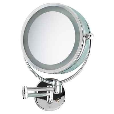 Revolving Lit Mirror by Danielle Creations