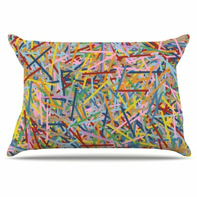 More Sprinkles Pillowcase by KESS InHouse
