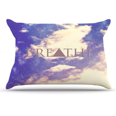 KESS InHouse Breathe Pillowcase