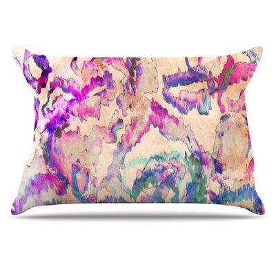KESS InHouse Weirdi Kat Pillowcase
