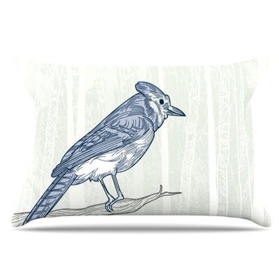 KESS InHouse Jay Pillowcase