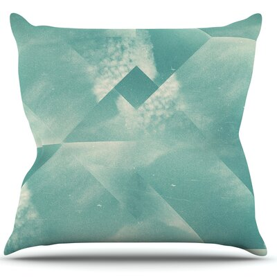 Wild Sky by Danny Ivan Throw Pillow by KESS InHouse