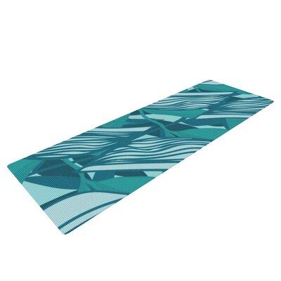 Algae by Anchobee Yoga Mat by KESS InHouse