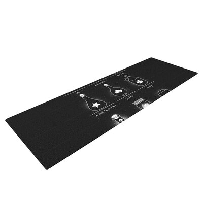 Collector by Tobe Fonseca Illustration Yoga Mat by KESS InHouse