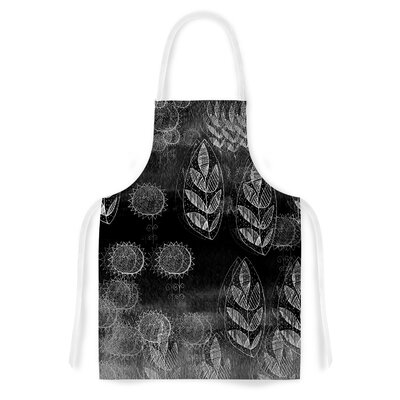 Grey Dream by Marianna Tankelevich Gray Artistic Apron by KESS InHouse