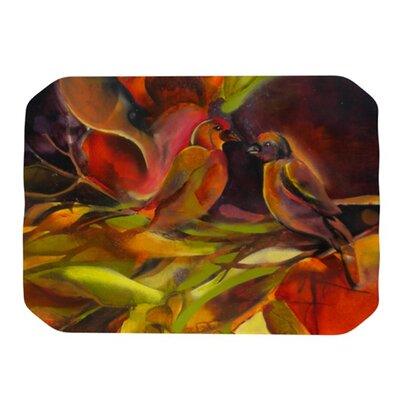 KESS InHouse Mirrored in Nature Placemat