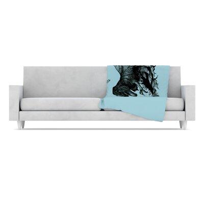 The Blanket II Throw Blanket by KESS InHouse