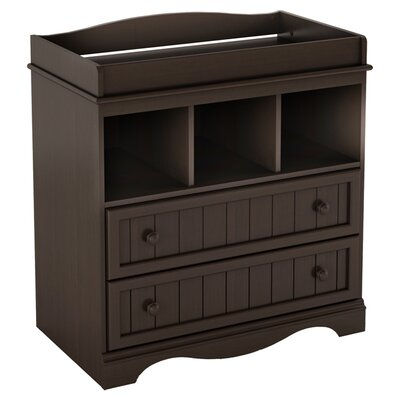 South Shore Savannah 2 Drawer Changing Dresser