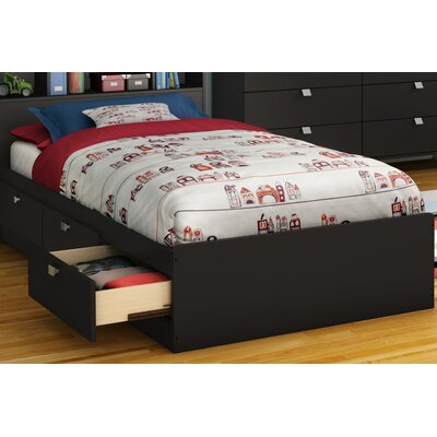 South Shore Spark Mate's Bed Box with Storage 3270080 3270211