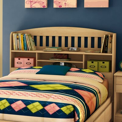South Shore Newton Bookcase Headboard 2713 098