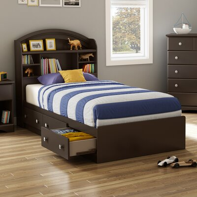 South Shore Morning Dew Mate's Bed Box with Storage 9016080 9016211