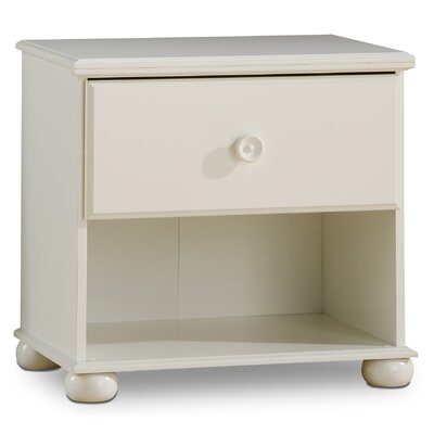 South Shore Sand Castle 1 Drawer Nightstand 3660 062