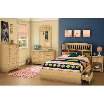 South Shore Newton Storage Customizable Mate's Bedroom Set Bedroom Collection