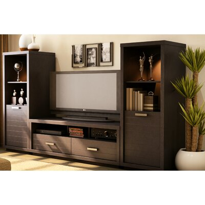 Skyline Entertainment Center by South Shore