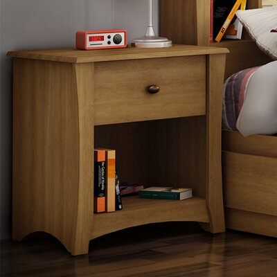 South Shore Jumper 1 Drawer Nightstand 3326062