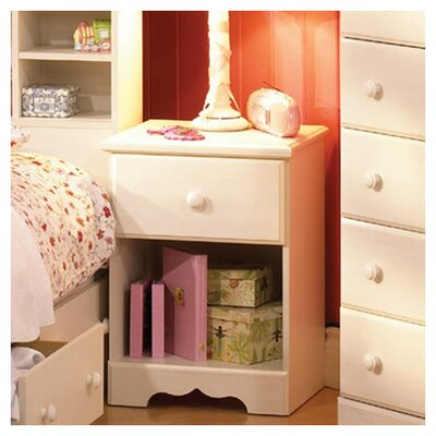 South Shore Summer Breeze 1 Drawer Nightstand 3210 062