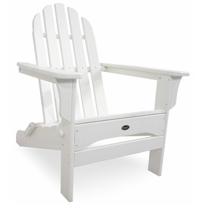 Trex Trex Outdoor Cape Cod Adirondack Chair And Footstool