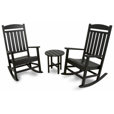 3 Piece Rocker Seating Group by Ivy Terrace