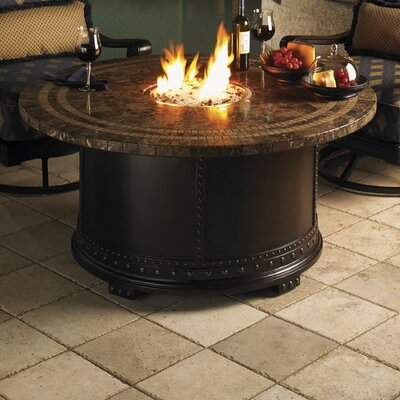 Kingstown Sedona Gas Fire Pit by Tommy Bahama Outdoor