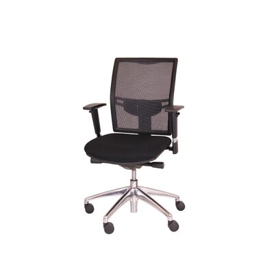 Synergie Strategie Mid Back Ergonomic Mesh Task Chair with Arms