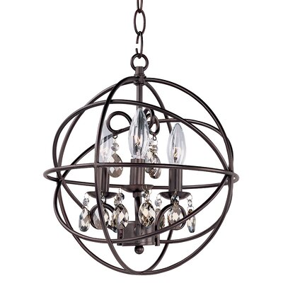 Orbit 3-Light Pendant Product Photo
