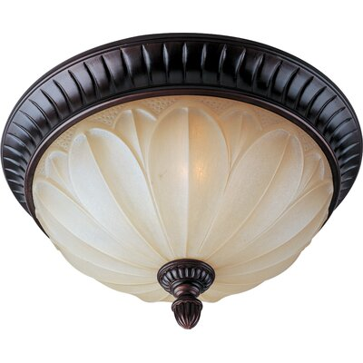 Allentown 2-Light Flush Mount Product Photo