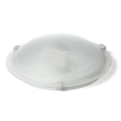 Malaga 3-Light Flush Mount Product Photo