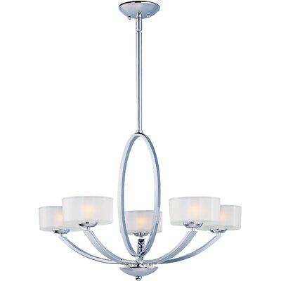 Maxim Lighting Elle 5-Light Chandelier