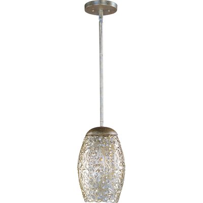 Arabesque 1-Light Mini Pendant Product Photo