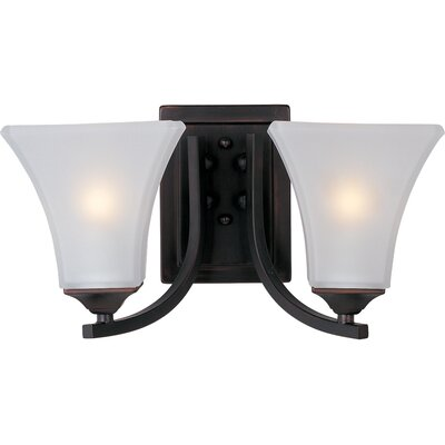Maxim Lighting Aurora 2-Light Bath Vanity