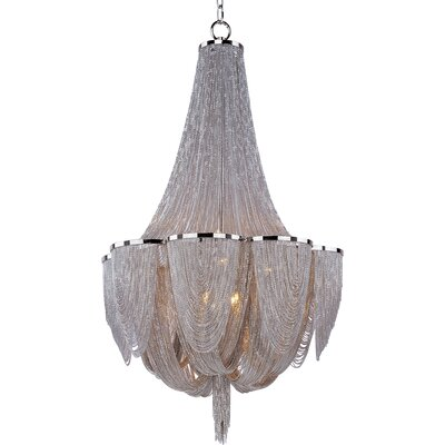Chantilly 10-Light Chandelier Product Photo