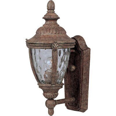 Maxim Lighting Morrow Bay VX 1 Light Wall Lantern