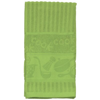Jacquard Terry Towel by Kay Dee Designs