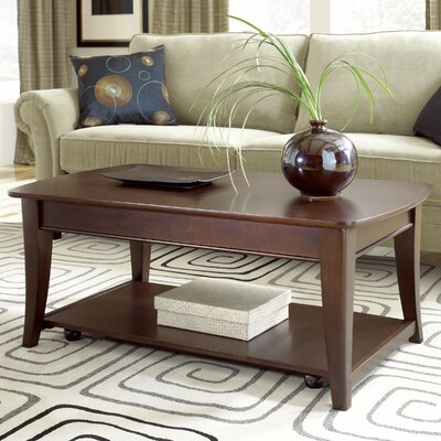 Enclave Coffee Table with Lift Top by Hammary