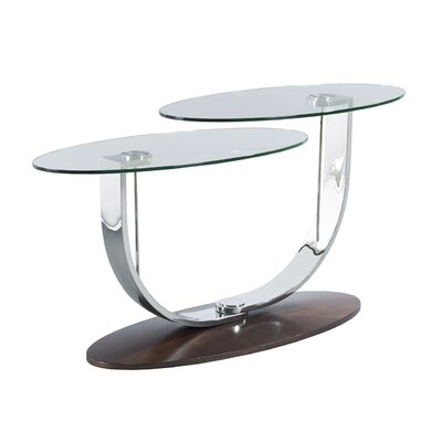Pivot Console Table by Hammary