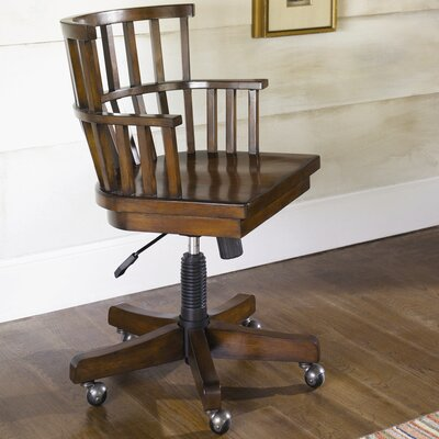 Mercantile Mid-Back Bankers Chair by Hammary